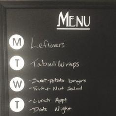 A 3 Week Sample Menu of Daniel Fast Meals - great ideas!