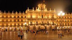 Plaza mejor northern Spain