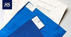 Suomen lipun sininen on 294 C – sitä ei pidä sekoittaa Finnairiin, joka on 2757 C, tai Fazeriin, joka on 280 C - Kuukausiliite - Helsingin Sanomat