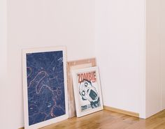 Paris Outbreak Map | #print #poster #map #outbreak #zombie #newyork #art #decor #home