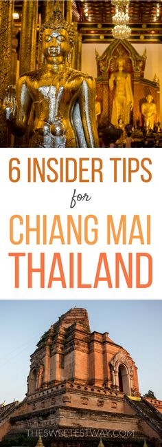 Chiang Mai travel tips from a former resident including where to get the BEST pad thai in the whole city! #chiangmai #thailand