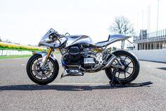 Paul Milbourn Customs Guzzi 'Titanium' - The Bike Shed