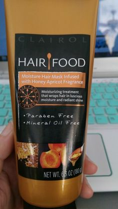 Hair Food Honey Apricot Hair Mask - see my review on target.com: Hair Heaven!   (page 3 of reviews)