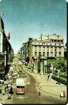 Istiklal caddesi 1960 lar