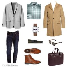 Style Scenario: Smart Casual while Avoiding the Winter Doldrums | Dappered.com