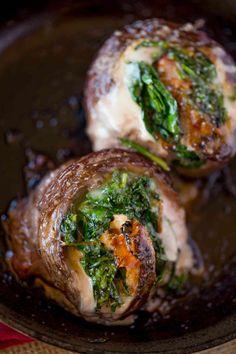 6 Easy Stuffed Flank Steak Recipes Flank Steak Rolls, Steak Roll Ups, Marinated Flank Steak, Flank Steak Recipes, Meat Recipes, Dinner Recipes, Cooking Recipes, Healthy Recipes, Stuffed Flank Steak