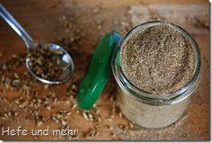Treber-Mehl / Spent grain flour