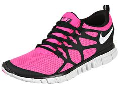 Great gym workout shoes, the Nike Free, always a favorite of mine!