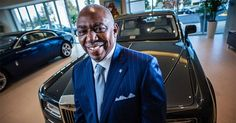 Monday, May 16, 2016      The World's First African-American Rolls Royce Car Dealer  http://blog.blackbusiness.org/2016/05/thomas-moorehead-first-african-american-rolls-royce-dealer.html#.V0tiwqSZ_IU