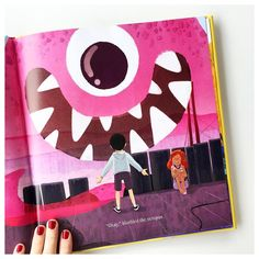 """""""My girls got such a kick out of this book, MIND YOUR MONSTERS. A little reminder about """"please"""" and """"thank you"""" never hurt anyone, especially when it's this amusing, colorful, and silly. #janssenspicturebooks #manners #kidlit #books  @liketoknow.it www.liketk.it/25fAQ #liketkit"""""""