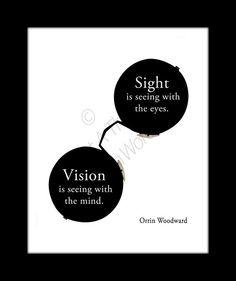 Orrin Woodward Quote Minimalist Modern by GotAThingWithWords