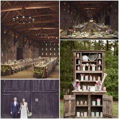 2014 Rustikale Hochzeit Inspiration Tischdekoration von Hochzeit ...