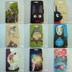 FM01 Japanese Anime Movie Studio Ghibli Japan Flip Cover Mobile Phone Case | Cell Phones & Accessories, Cell Phone Accessories, Cases, Covers & Skins | eBay!