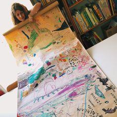 Mural sobre el origen del planetao Watercolor Tattoo, Tattoos, Nature, Tatuajes, Tattoo, Watercolor Tattoos, Japanese Tattoos, Tattoo Illustration, Temp Tattoo