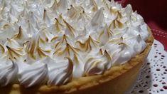 How to make a Lemon Pie: Lemon Pie Receta, Healthy Cooking, Fresco, Desserts, Recipes, Food, Easy Rice Pudding, Pecan Pies, Lemon Cakes