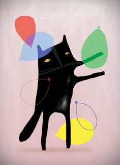 The happy accident by Erika Rossi, via Behance