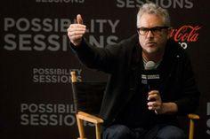 Alfonso Cuarón. Foto: Octavio Gómez