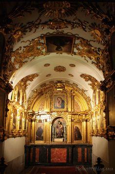 Iglesias de Madrid | Capilla de San José en la Colegiata de San Isidro