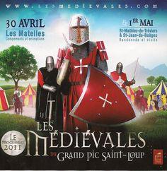 les Matelles (Hérault) fête médièvale