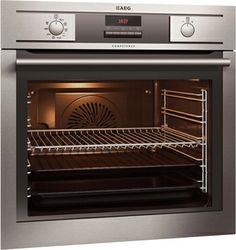 600mm/60cm AEG Electric Wall Oven BE5013001M