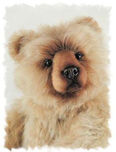 teddy bear by Kat's Originals