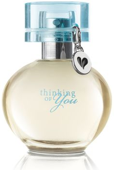 Thinking of You Mary Kay perfume - fruity, sweet, vanilla, patchouli, citrus