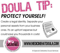 30 doula business tips in 30 days...tip #23!