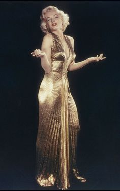1980s Travilla Style Metallic Dress by New Leaf   x-small/small