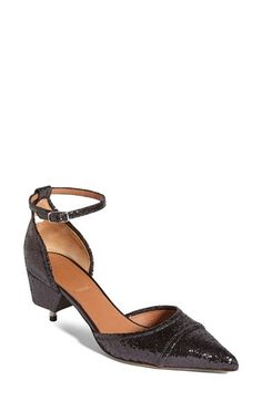 Givenchy'Ranelle' Glitter Pump (Women) available at #Nordstrom