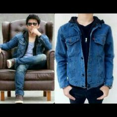cd1083ca 16 Best Jackets images | Jackets, Bandung, Cropped jackets