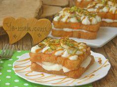 Porsiyonluk hazırlayabileceğiniz, sunumu kolay ve lezzetli bir etimek tatlısı tarifi...