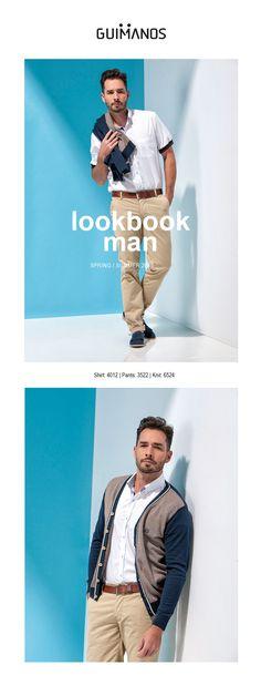 Lookbook Man 2015 _ Guimanos             ---- Get the look ----
