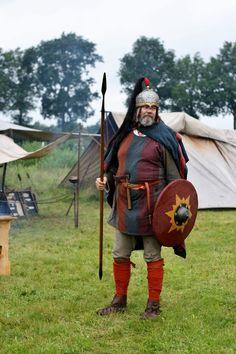 Merovingian warrior by Dewfooter.deviantart.com