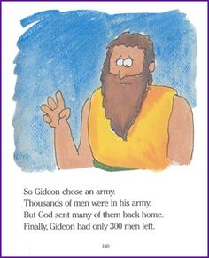1000 Images About Gideon On Pinterest Bible Stories