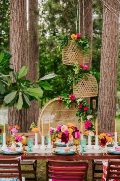 Festival Decorations, Flower Decorations, Wedding Decorations, Table Decorations, Floral Wedding, Wedding Colors, Wedding Flowers, Baby Shower Deco, Wild One Birthday Party
