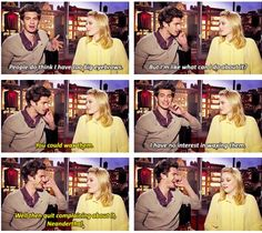 Andrew and Emma.