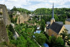 1000 Years in 100 Minutes (Luxembourg) | Travel Wonders