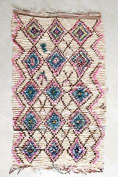 PINK RUG Co. vintage rug - wouldlove this