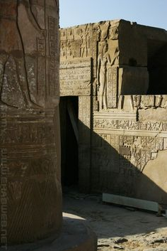 Kom Ombo Temple  by Ehab Samy