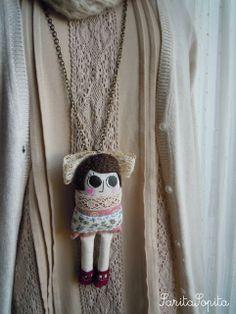 SaritaSopita ♥: Collares Colgantes