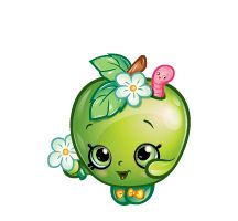 Apple Blossom is a common Fruit& Veg Shopkin from Season One. In Season Five, she was released...