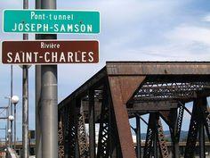 File:Avant de traverser le pont de la rivière St-Charles.jpg