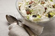 Fenyklový salát s modrým sýrem | KITCHENETTE
