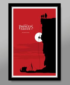 Hey, I found this really awesome Etsy listing at https://www.etsy.com/listing/232673690/the-princess-bride-inspired-minimalist