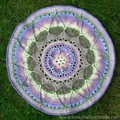 Sophies Mandala Large Drops Paris 300x300 Sophies Mandala Pattern  {Large}