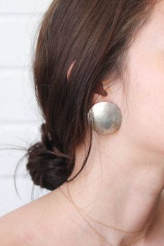 antique silver earrings                                                                                                                                                                                 More