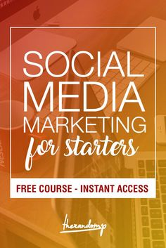 How to build your online empire with social media? What is successful social media management and how you can build your marketing strategy with social media? Free online course with instant access to everything. Sign up for your dose of great marketing: https://therandomp.teachable.com/p/social-media-management-for-starters/