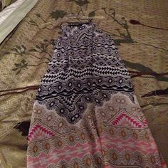 Got a new one Dress flowing comfortable Old Navy Dresses Maxi
