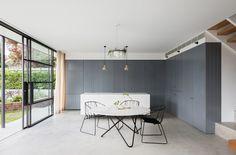"Tribe Studio builds Sydney house extension featuring ""brick sunburst"""