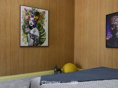 """Assista o sétimo episódio da série """"PROJETO CRIATIVO""""! A Imprimax forneceu espaço e materiais para que arquitetos e designers de interiores esbanjassem toda a sua criatividade, mostrando as possibilidades da utilização de vinis autoadesivos na decoração de ambientes. Confira agora o resultado incrível e conceitual que a design de interiores STELLA LINGUANOTTI criou. Designers, Frame, Home Decor, Vinyls, Architects, Creative, Decorating Ideas, Creativity, Picture Frame"""